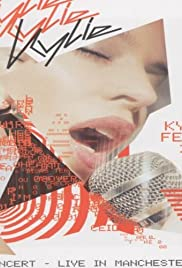 Kylie Minogue: Kylie Fever 2002 in Concert - Live in Manchester Poster