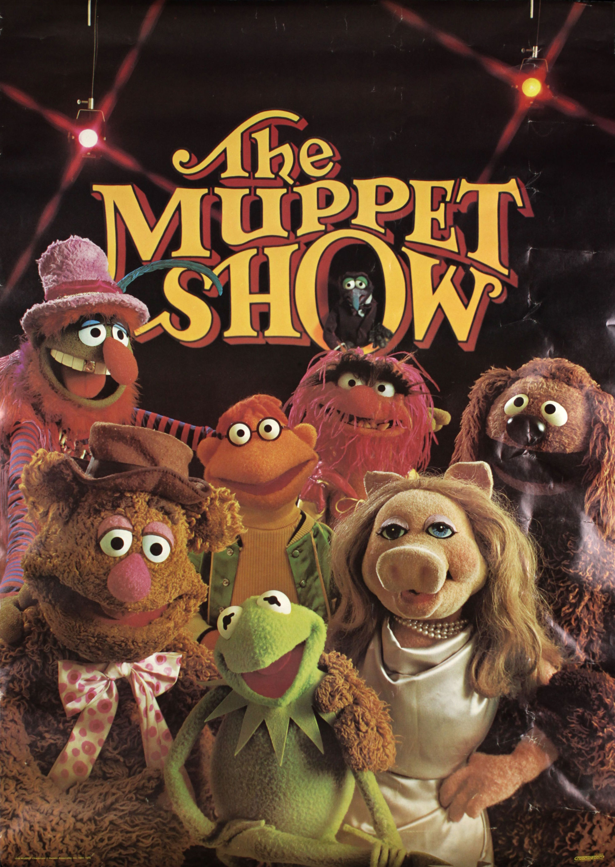 The muppet movies list in order