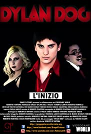 Dylan Dog: L'inizio Poster