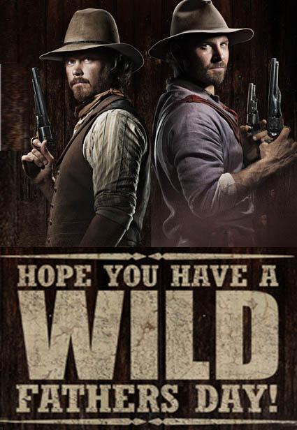 Laukiniai vyrukai (1 Sezonas) / Wild Boys Season 1