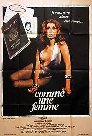 Comme une femme Poster