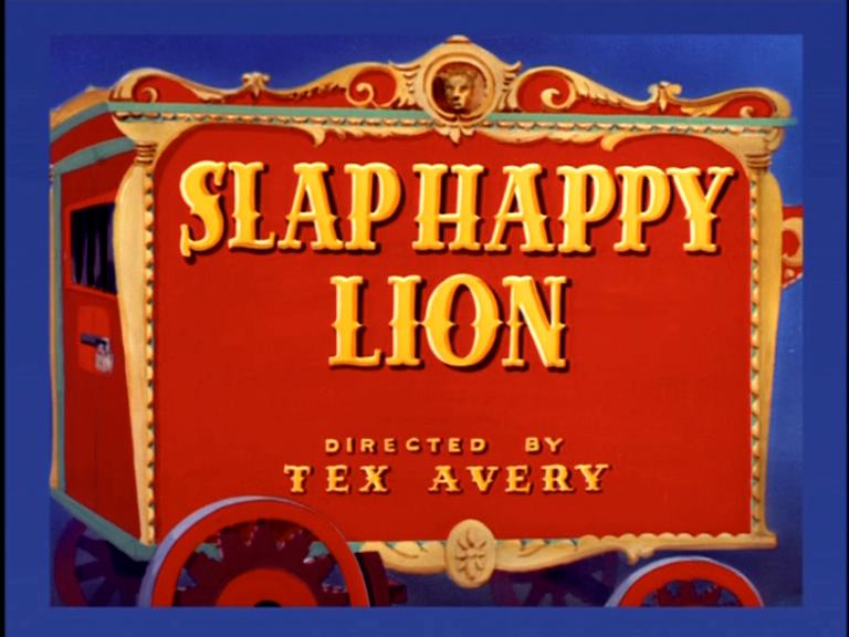 Slap Happy Lion 1947