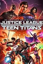 Watch Movie Justice League Vs. Teen Titans (2016)
