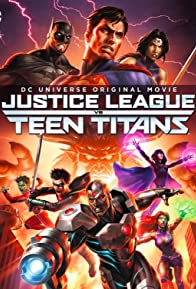Primary photo for Justice League vs. Teen Titans