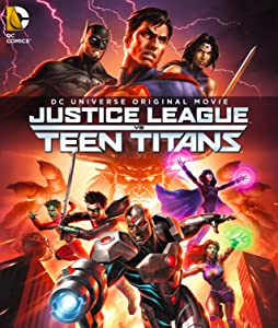 English movie hd download Justice League vs. Teen Titans by Sam Liu [QuadHD]