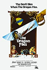 The Dragon Flies Poster