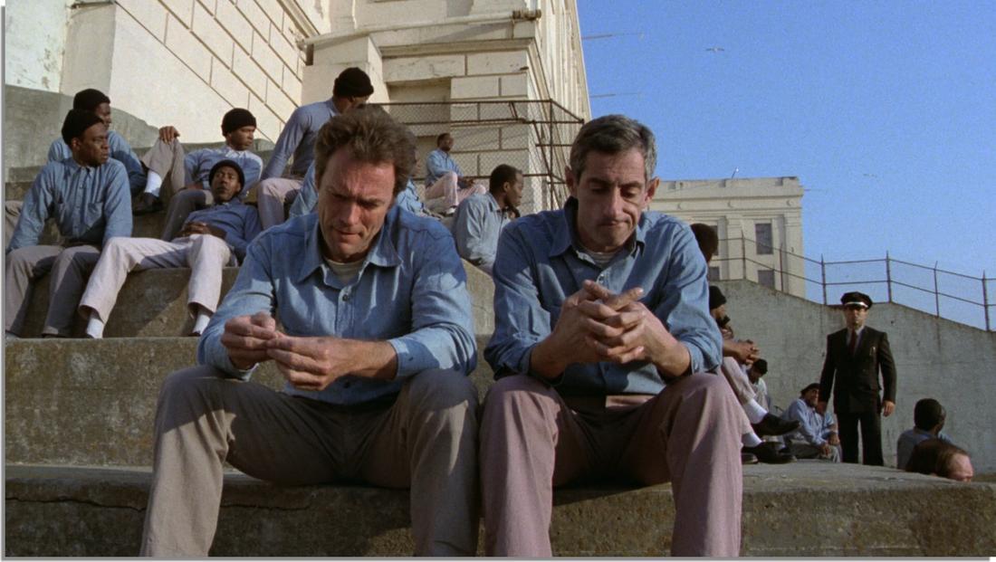 clint eastwood, hollywood movie, mastermind, san francisco, Alcatraz, John Anglin, Clarence Anglin, Frank Lee Morris, Anglin Brothers, Escape from Alcatraz
