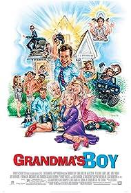 Shirley Knight, Doris Roberts, and Shirley Jones in Grandma's Boy (2006)