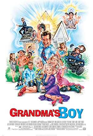 Where to stream Grandma's Boy