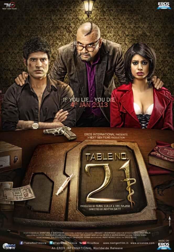 Table No. 21 (2013) centmovies.xyz