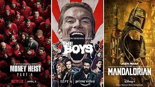 IMDb's Top TV Shows of 2020 list
