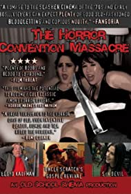Crystalann Jones in The Horror Convention Massacre (2007)