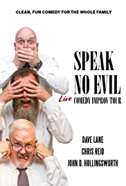Speak No Evil: Live Poster