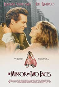 Jeff Bridges and Barbra Streisand in The Mirror Has Two Faces (1996)