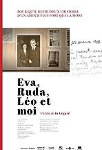 Eva, Ruda, Léo et moi