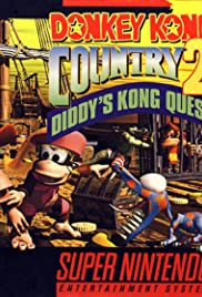 Donkey Kong Country 2: Diddy's Kong Quest Poster