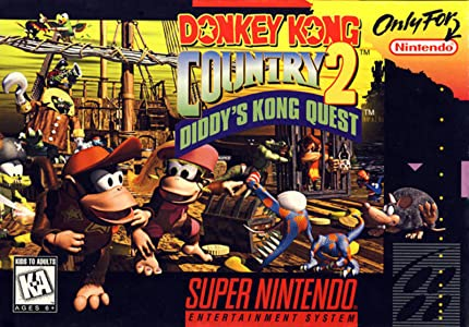 Donkey Kong Country 2: Diddy's Kong Quest full movie hd 720p free download