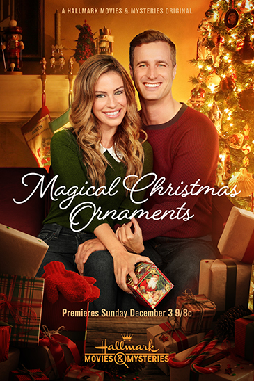Magical Christmas Ornaments Movie Poster