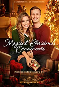 Brendan Penny and Jessica Lowndes in Magical Christmas Ornaments (2017)