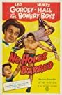 No Holds Barred (1952) Poster