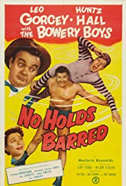 No Holds Barred(1952) Poster - Movie Forum, Cast, Reviews