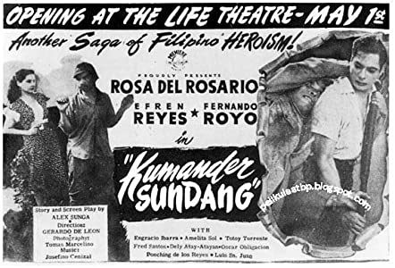 Movie list 2017 free download Kumander Sundang Philippines [360x640]