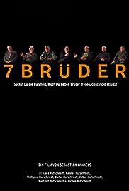 7 Brüder Poster