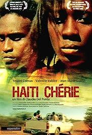 Haïti chérie Poster
