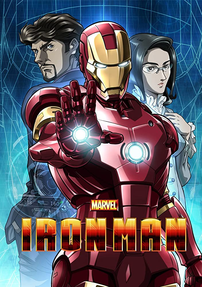 Iron Man Animated Hindi Dubbed Episodes 02 720p HDRip x264 150MB