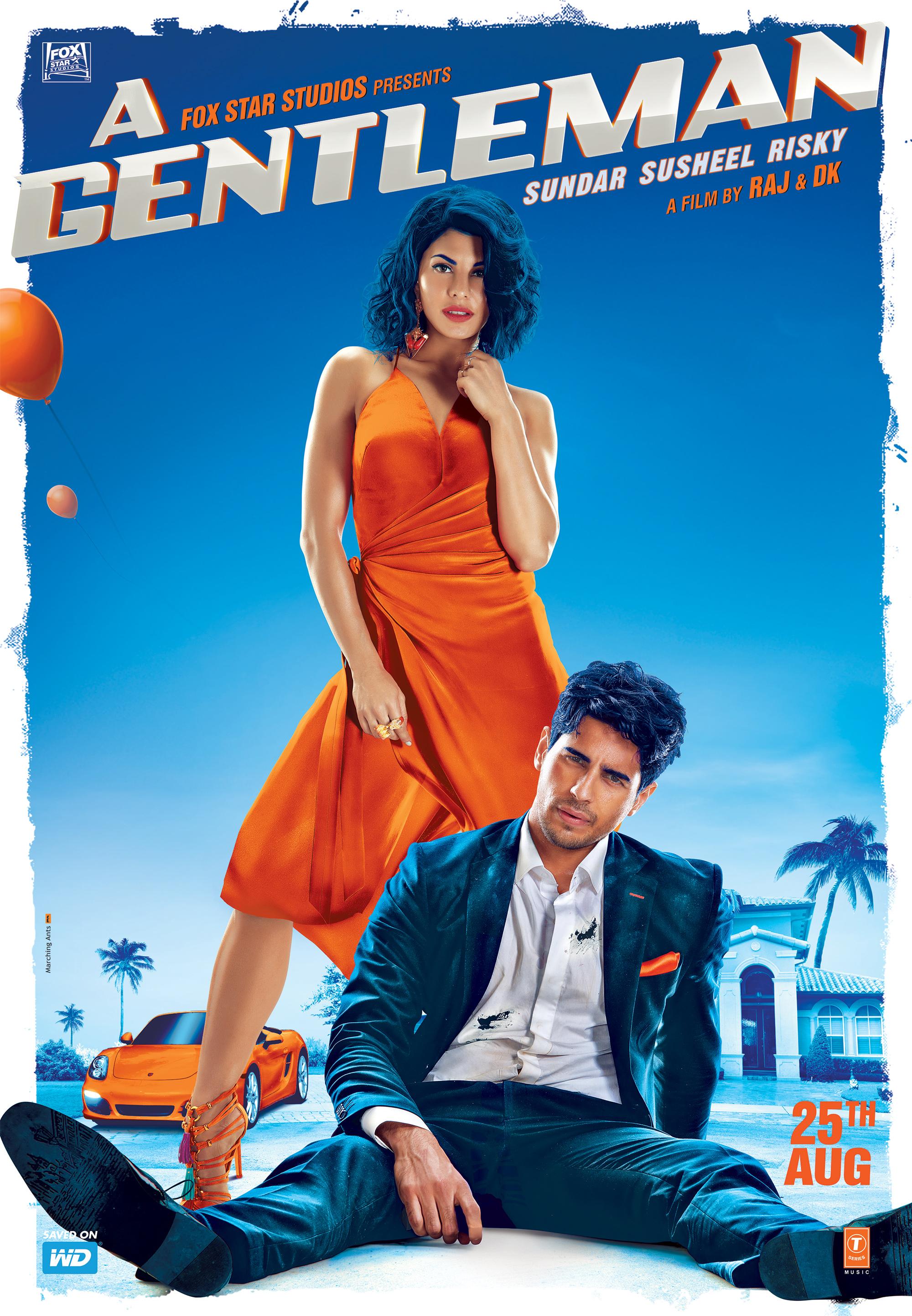 A Gentleman (2017) DVDRip 480p & 720p