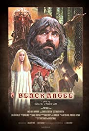 Black Angel(1980) Poster - Movie Forum, Cast, Reviews
