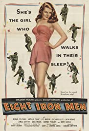 Eight Iron Men Poster