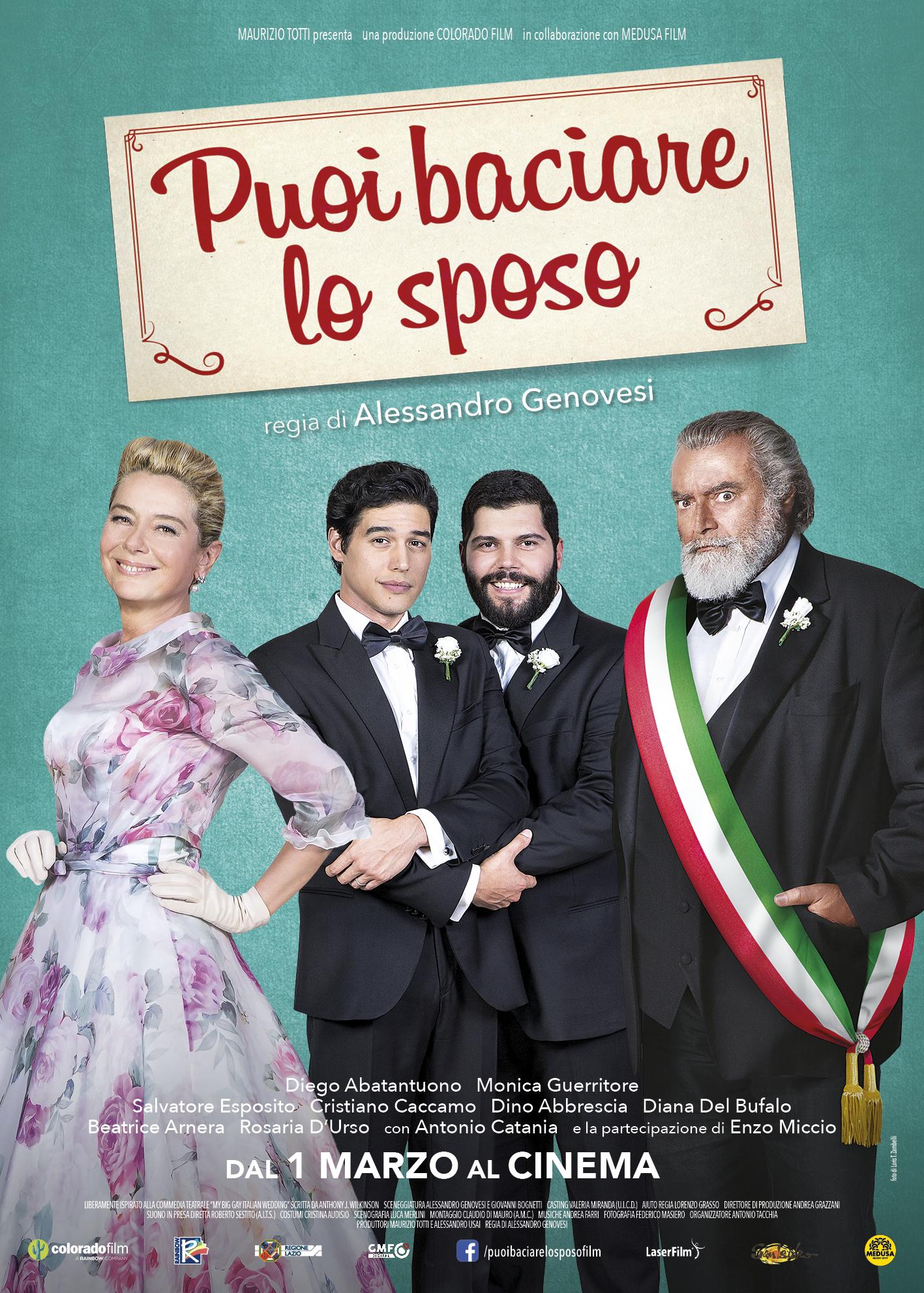 Matrimonio Country Chic Catania : My big gay italian wedding 2018 imdb