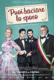 My Big Gay Italian Wedding Poster