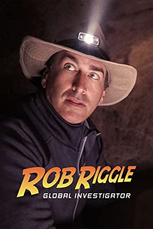 Where to stream Rob Riggle Global Investigator