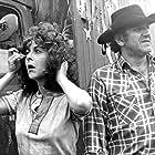 Svetlana Bojkovic and Velimir 'Bata' Zivojinovic in Pas koji je voleo vozove (1977)