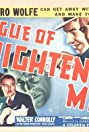 The League of Frightened Men (1937) Poster