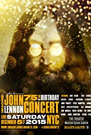 Imagine: John Lennon 75th Birthday Concert Poster