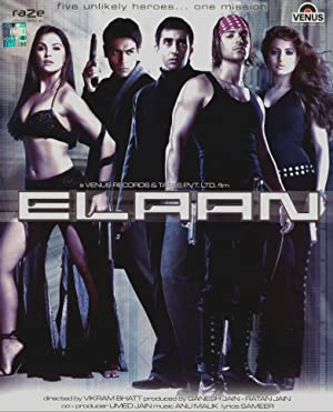 Robin Bhatt (screenplay) Elaan Movie