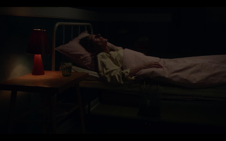 Zuzana Bydzovská in Ward of Evil (2019)