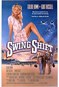 Goldie Hawn, Kurt Russell, and Fred Ward in Swing Shift (1984)