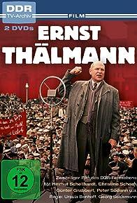 Primary photo for Ernst Thälmann