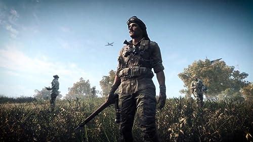 Battlefield V: Elites: Norman Kingsley