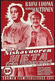 Niskavuoren Heta Poster
