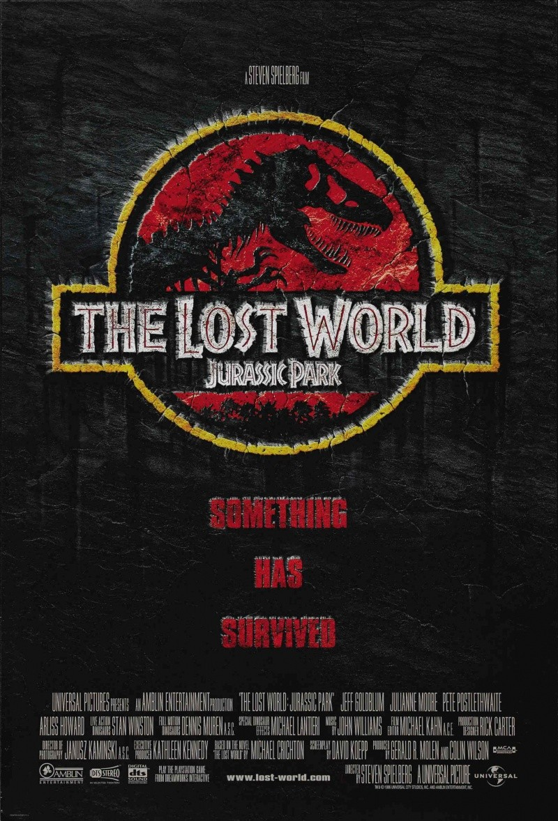 Image result for The Lost World - Jurassic Park 1997