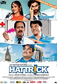 Hattrick Poster