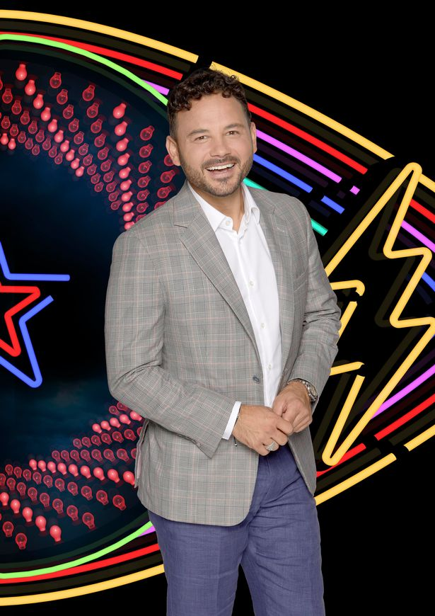 Ryan Thomas at an event for Celebrity Big Brother (2001)