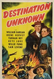 Destination Unknown Poster