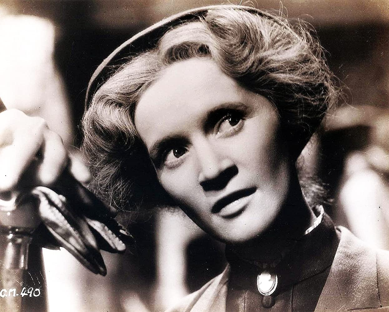 Barbara Mullen in Corridor of Mirrors (1948)