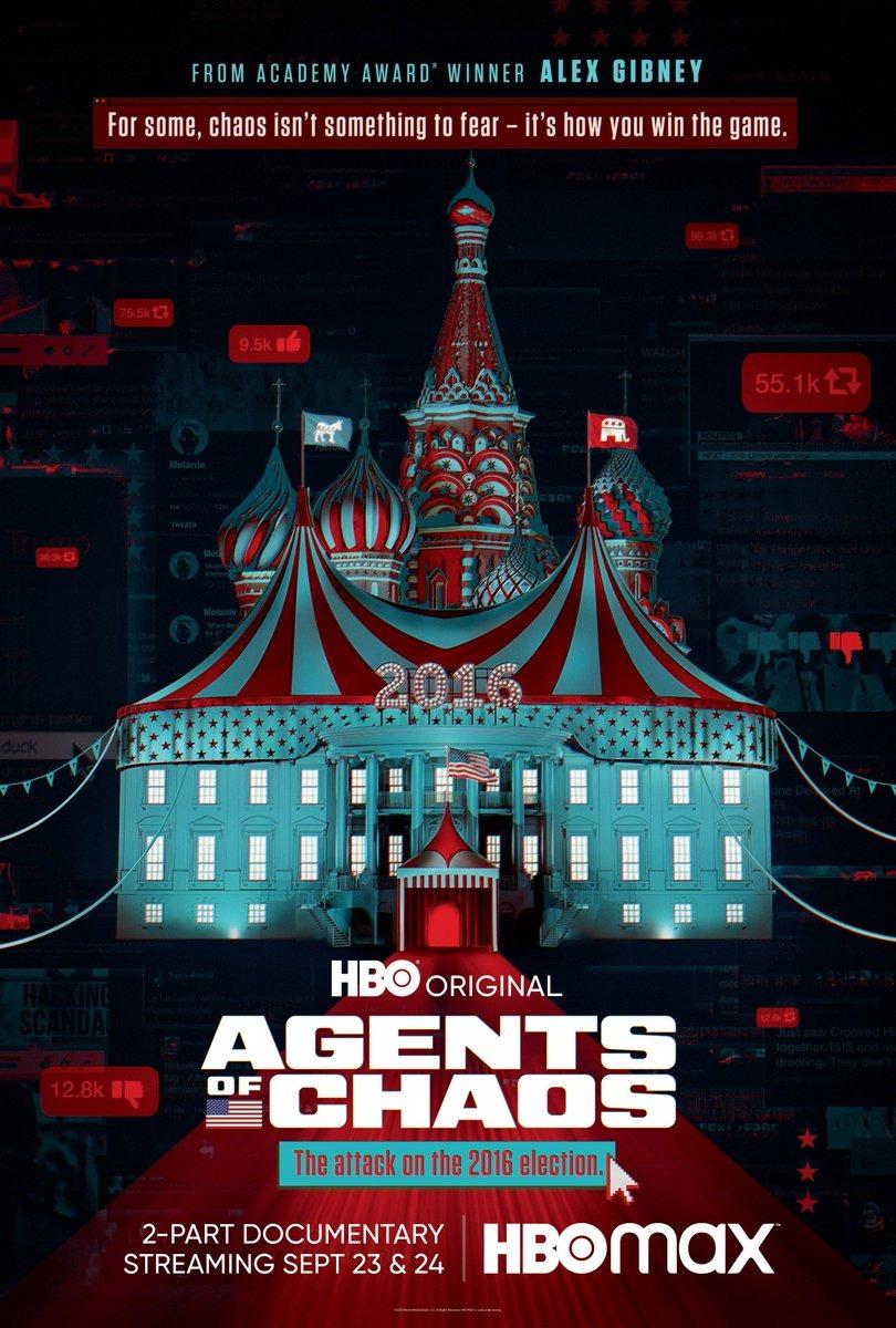 Agents of Chaos (TV Mini-Series 2020) - IMDb